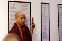 Rohingya refugee writers dial into Myanmar poetry slam