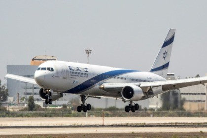 Israel's national carrier El Al announced on Thursday it was suspending  flights to Beijing, its only destination in mainland China, until March 25