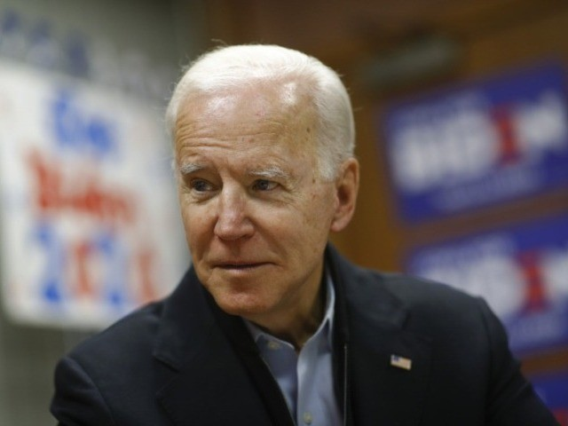 Biden Endorses Group Calling Virginia 2A Supporters 'White Supremacists'