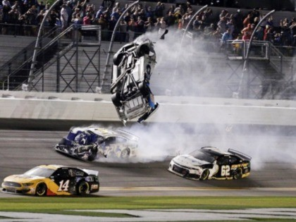 WATCH: Ryan Newman Hospitalized After Terrifying NASCAR Crash