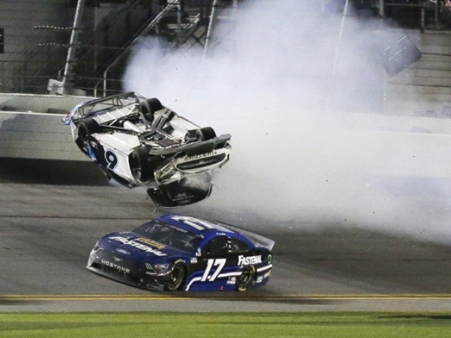 Daytona 500 Crash Sends Ryan Newman to the Hospital