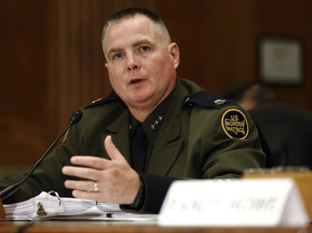 U.S. Border Patrol Law Enforcement Operations Directorate Chief Brian Hastings speaks during a Senate Committee on Homeland Security and Governmental Affairs hearing on border security, Wednesday, June 26, 2019, on Capitol Hill in Washington. (AP Photo/Patrick Semansky)