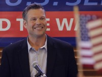 Poll: Kris Kobach Leads Democrat Candidate in Kansas Senate Race