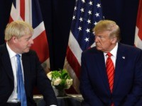 Claim: Boris White House Visit Cancelled After Trump 'Slammed' Phone Down in China Row