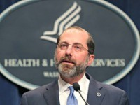 HHS Secretary Defends President Trump at Coronavirus Hearing: 'He Didn't Say' Virus Will Just Go Away