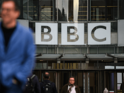 LONDON, ENGLAND - JANUARY 29: General View of BBC Broadcasting House on January 29, 2020 in London, England. The BBC announced today that it is to cut 450 jobs by 2022 in an effort to save GBP 80 Million. (Photo by Peter Summers/Getty Images)