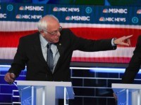 Bernie Sanders Turns Red in Fiery Exchange with Pete Buttigieg