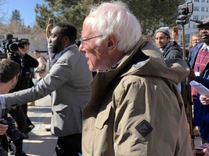 Bernie Sanders Compares Voting for Him to Voting for Nelson Mandela