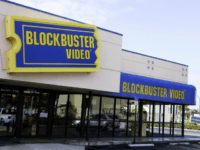 MIAMI, UNITED STATES: A Blockbuster video rental store is shown 11 March 2005 in Miami, Florida. Blockbuster Inc., the world's largest video rental chain, reported a slim profit for the fourth quarter, in contrast to a loss a year ago, and said it would restate certain financials to correct lease …
