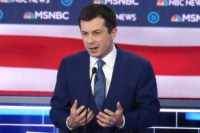 Fact Check: Pete Buttigieg Says Bernie Sanders, Michael Bloomberg Are Not Democrats