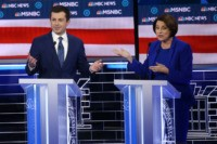 Pete Buttigieg Deploys Canned Line in Spanish at Democrat Debate