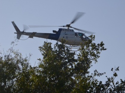 Watch: Air and Marine Operations Help Border Patrol Agents Detain Migrants in South Texas