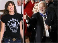 Singer Chrissie Hynde Praises Trump for Honoring Rush Limbaugh