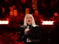 Christina Aguilera Sings Powerful 'Ave Maria' at Kobe Bryant Memorial