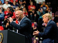 UFC President Dana White Speaks at Colorado Trump Rally