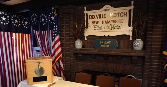 Dixville Notch Getty 640x335 - Mike Bloomberg Wins Democrat, Republican Primaries in Dixville Notch -- as Write-in