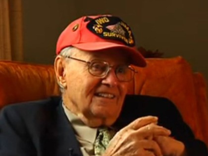 94-Year-Old WWII Veteran to Meet Trump in Colorado Springs: 'I Can't Wait to Meet That Guy'