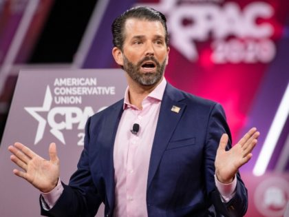 Donald Trump Jr. at CPAC