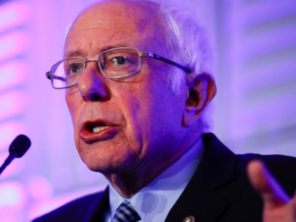 Democratic presidential candidate Sen. Bernie Sanders, I-Vt., speaks during First in the South Dinner, Monday, Feb. 24, 2020, in Charleston, S.C. (AP Photo/Matt Rourke)
