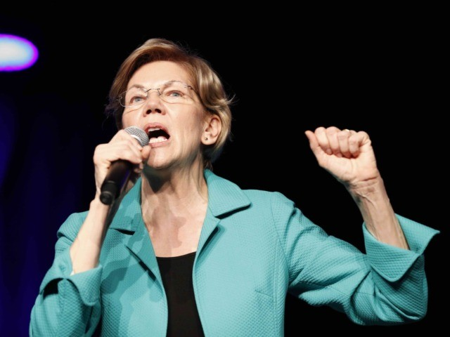 Elizabeth Warren (John Locher / Associated Press)