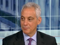 Rahm Emanuel: Going After Obama Not Exactly the Way to the Nomination