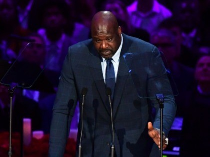 WATCH: Shaq Tells Hilarious Kobe Bryant Story, Punctuated by an F-Bomb