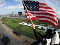 Liberal Journos, Pundits Lament Trump's 'Taxpayer Funded' Daytona Lap