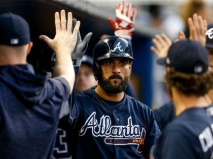 WATCH: Braves' Nick Markakis Says Every Single Astro 'Needs a Beating' over Sign-Stealing Scandal