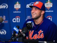 Tebow Had 'Some Discussion' with the XFL, Chose Baseball Instead
