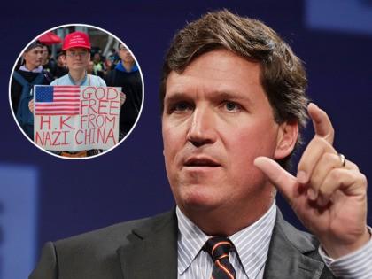 Tucker Carlson: Politico Printed Chinese Propaganda Smearing Hong Kong Protesters