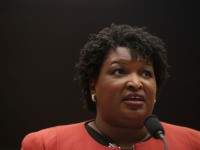 Stacey Abrams Defends Michael Bloomberg After She Receives $5 Million for PAC in December