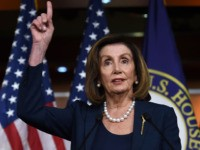 Pelosi: Trump Is Projecting Himself When He Says Biden Is Against God