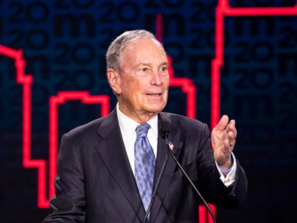 Michael Bloomberg Wants 48-Hour Waiting Period on Gun Purchases