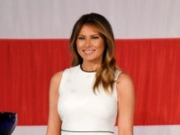 Watch: First Lady Melania Trump Receives 'Woman of Distinction' Award