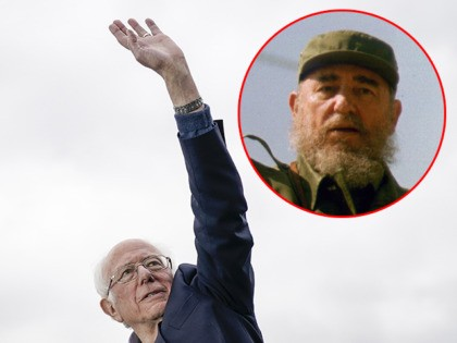 Twitter 'Mistakenly' Censors Video of Bernie Sanders Praising Fidel Castro