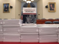 WASHINGTON, DC - FEBRUARY 10: Copies of President Trump's FY2021 budget are shown after being delivered to the House Budget Committee, on February 10, 2020 in Washington, DC. (Photo by Mark Wilson/Getty Images)