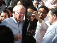 Bernie Sanders Wins Majority of Hispanic Votes in Nevada, Adds Black Support