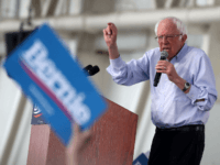 Sanders Blasts Michael Bloomberg and His 'Racist Policies' at Rally