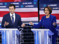 Amy Klobuchar to Pete Buttigieg : 'Are You Trying to Say That I'm Dumb?'