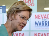 Elizabeth Warren Won't Reject Super PAC Help Unless All Her Rivals Do