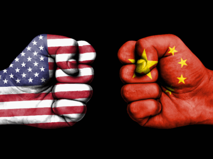 Conflict between USA and China