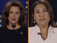 Michigan Governor Gretchen Whitmer and Texas Congresswoman Veronica Escobar ignore border security and illegal immigration in their bilingual response to the president's State of the Union Address.
