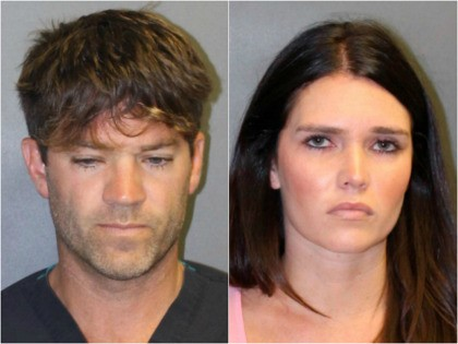 This undated booking photo provided by the Newport Beach, Calif., Police Department shows Cerissa Laura Riley, 31. She and a co-defendant, Grant W. Robicheaux, 38, a California doctor who appeared in a reality TV dating show, have been charged with drugging and sexually assaulting two women, and authorities suspect there …