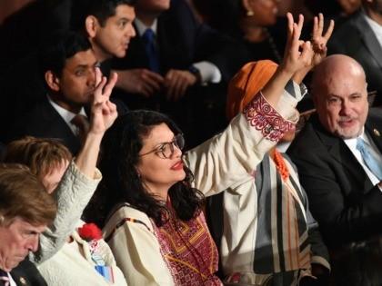Rashida Tlaib H.R. 3 (Mandel Ngan / AFP / Getty)