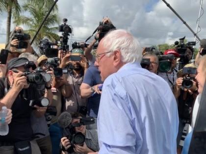 Bernie Sanders (Joel Pollak / Breitbart News)