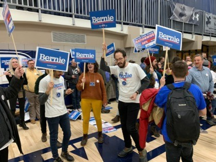 Bernie Supporters Iowa