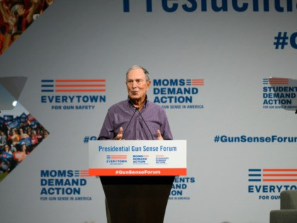 Report: Everytown Distances Itself from Bloomberg Due to Stop and Frisk Speech