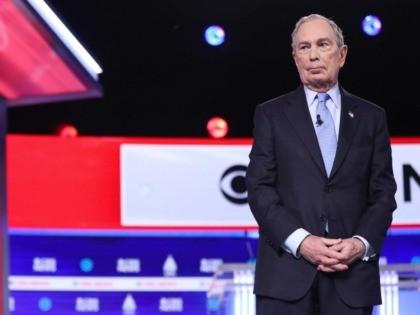Mike Bloomberg (Logan Cyrus / Getty)