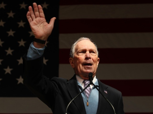 Mike Bloomberg (Joe Raedle / Getty)