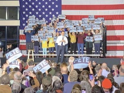 Pete Buttigieg New Hampshire (Joel Pollak / Breitbart News)